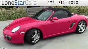 Porsche Boxster 2005 - 2005 porsche boxster s used cars plano tx youtube