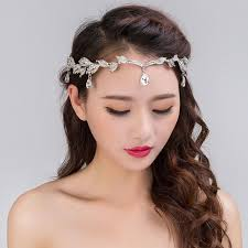 headpiece jewelry hair headpiece handmade stones hair chain chain