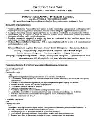 Sample Resume For Material Handler by Download Inventory Control Resume Haadyaooverbayresort Com