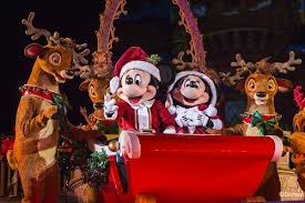mickey u0027s merry christmas party details