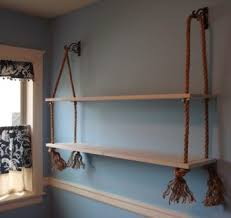 Hanging Wall Bookshelves by 6 Creative Wall Mounted Bookshelves To Install On The Library Room