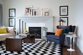 New Vintage Transitional Living Room Calgary By Natalie - Vintage design living room