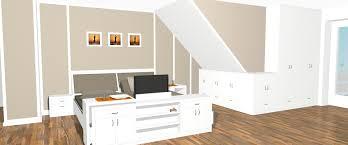 Kleines Schlafzimmer Einrichten Ideen Kleines Schlafzimmer Mit Schrge Ruhbaz Com