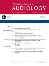 using cognitive screening tests in audiology american journal of