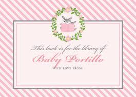 rabbit invitation bunny rabbit stock the library story book baby shower invitation