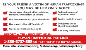 Red Flags Anti Human Trafficking U203a Sisters Of St Francis Of The Holy Cross