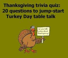 thanksgiving trivia powerpoint thanksgiving trivia and there