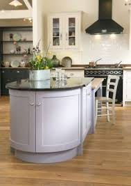 Kitchen Island Units Uk Classic Kitchen With White Doors Marble Worktop Island With