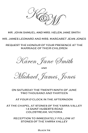 Invitation Wording Wedding Wedding Invitation Wording From Parents Images Invitation Design