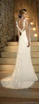 wedding dress inspiration the most wonderful backless wedding dress inspiration usabride