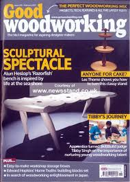 Woodworking Shows Uk by Good Woodworking Magazine Subscription Buy At Newsstand Co Uk