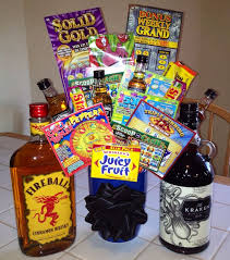 Birthday Gift Baskets For Men Ideas For 25th Birthday Present Lanoye Info