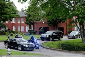 atlanta funeral homes excl bobby brown breaks after s funeral