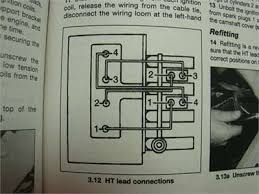 solved firing order diagram from coil to plugs opel astra fixya