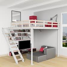 Build Loft Bed With Slide by Loft Beds Winsome Dyi Loft Bed Design Diy Loft Bed With Desk