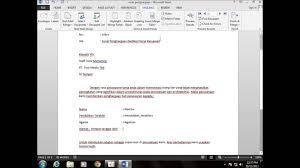 cara membuat mail merge di word 2013 cara menggunakan mail merge di microsoft office word 2013 youtube