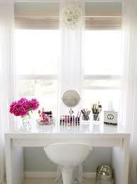 Make Up Tables Vanities 13 Fun Diy Makeup Organizer Ideas For Proper Storage Ikea Desk