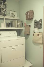 Diy Laundry Room Storage Ideas by Using Old Purses As Stylish Vertical Storage Tremendously