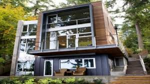 shipping container house royal oak youtube