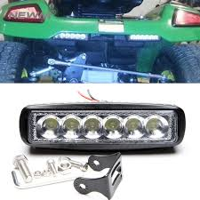 6 inch light bar 6 inch mini 18w led light bar 12v 24v motorcycle led bar offroad 4x4