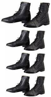 womens size 12 paddock boots paddock and jodhpur boots 100253 ovation synergy front zip
