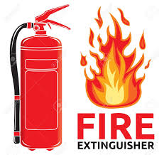 fire extinguisher sign royalty free cliparts vectors and stock