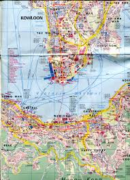 Seattle Ferry Map by Maps Been There Seen That
