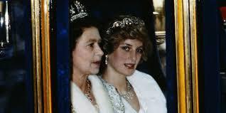 princess diana and queen elizabeth u0027s relationship diana u0027s