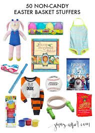 cheap easter basket stuffers 50 non candy easter basket stuffers collier