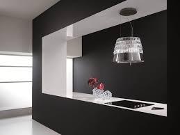moderne dunstabzugshaube als blickfang in der küche - Design Dunstabzugshaube