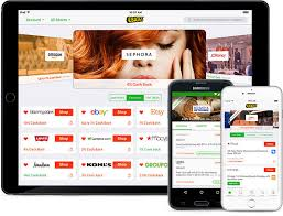 Business Cards App For Iphone Ebates Coupons App For Iphone Ios U0026 Android Ebates Mobile App