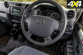land cruiser toyota 2018 toyota landcruiser 70 series review