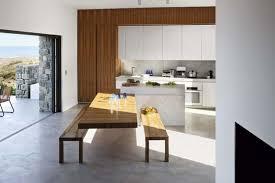 cuisine d architecte photos maison d architecte moderne et lumineuse marbre de carrare