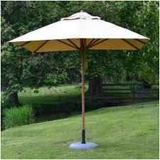 5 Ft Patio Umbrella Bamboo Patio Umbrella Warm Bambrella Levante 8 5 Ft Square