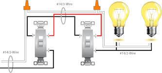 3 way switch wiring diagram 2 lights gooddy org
