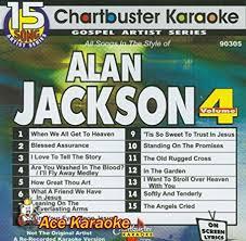 alan jackson karaoke alan jackson 4 amazon com music