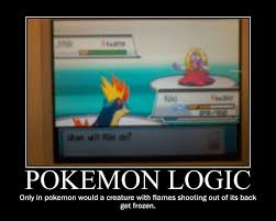 Pokemon Logic Meme - pokemon logic by mythinu on deviantart