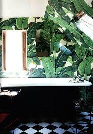 wallpaper for bathroom ideas the 25 best bathroom wallpaper ideas on half bathroom