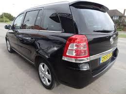 used vauxhall zafira 1 9 cdti elite 5dr 5 doors mpv for sale in