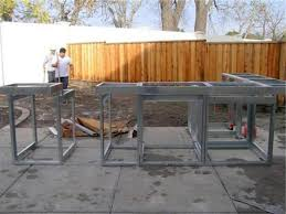 outdoor kitchen frame kits outdoor kitchen modular kits fine diy outdoor kitchen island 6 ft outdoor kitchen island frame kit