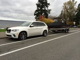 towing with bmw x5 towing with bmw x5 any experiences the hull boating