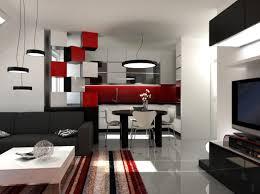Schlafzimmer In Grau Und Braun Grau Weiß Zimmer Mit Der Moderne Graue Wand Und Sofas U2014 Stockfoto