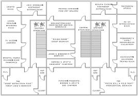 second floor floorplan the western white house whitehouse org