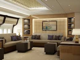 Private Jet Interiors Inside Of Boeing 747 8 Private Jet Aviation Blog