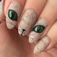 15 cute halloween themed cat nail art designs ideas trends