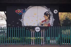 ppg u0027s comex brand creates 30 murals to celebrate disney u2022pixar u0027s