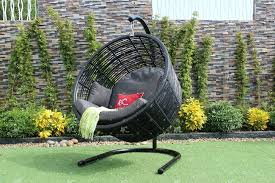 modern round swing chair poly rattan hammock buy hammock swing