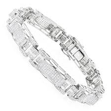 diamond earrings price 10k gold mens diamond bracelet 3 27ct