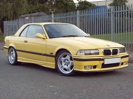 1995 n bmw m3 3 0 2dr convertible hardtop dakar yellow rare px