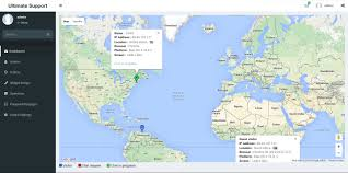 Php Map Ultimate Support Chat Php Live Chat By Premium Scripts Codecanyon